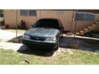 Toyota Tercel 1999 , Toyota Puerto Rico