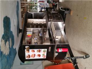Carro de Papas,batatas,tripletas y hot dogs., Otros Puerto Rico