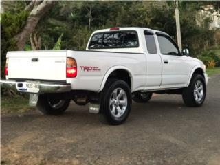 Tacoma 99 4x4, Toyota Puerto Rico