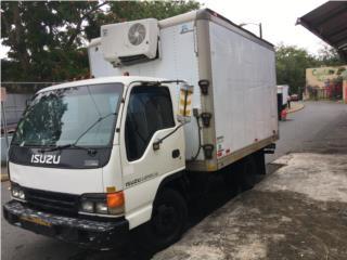 Camión , Isuzu Puerto Rico