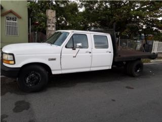 Ford 350 1994 doble cabina, Ford Puerto Rico