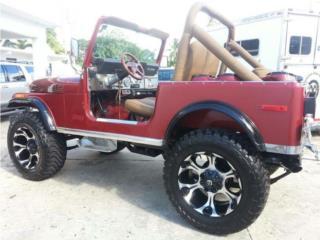 Jeep cj7, Jeep Puerto Rico