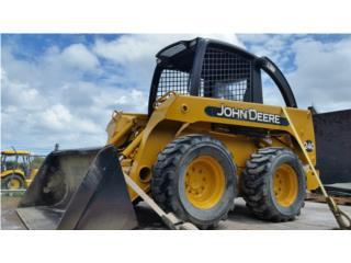 John Deere 240 bob cat, Equipo Construccion Puerto Rico