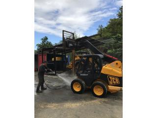 07... 1,200 horas nuevo , Equipo Construccion Puerto Rico
