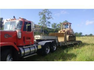 Caterpillar 953c, Equipo Construccion Puerto Rico