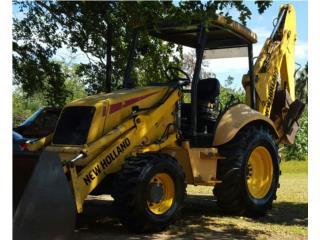 Como nuevo 655 99.ford, Equipo Construccion Puerto Rico