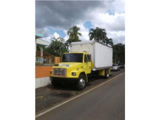 Truck, FreightLiner Puerto Rico