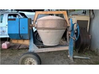 maquina de ligar cemento , Equipo Construccion Puerto Rico