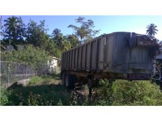 Se Vende camioneta en aluminio, Otros Puerto Rico