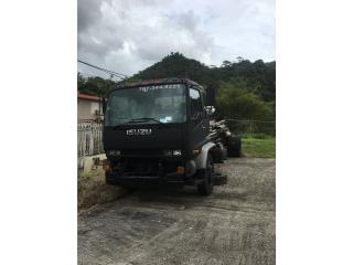 Truck Isuzu, Isuzu Puerto Rico