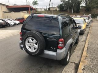 Jeep liberty , Jeep Puerto Rico