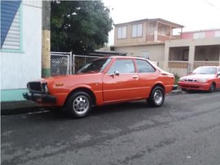 SE VENDE TOYOTA CLÁSICO , Toyota Puerto Rico