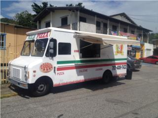 Food Truck Pizzeria  ford 1989, Ford Puerto Rico