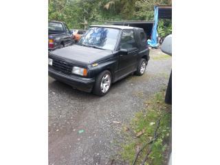sidekick, Suzuki Puerto Rico