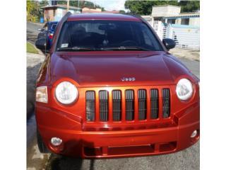 Jeep Compass 2008, Como Nueva, Jeep Puerto Rico