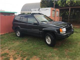 Jeep Grand Cherokee Limited 1998, Jeep Puerto Rico