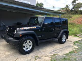 Wrangler Islander, Jeep Puerto Rico
