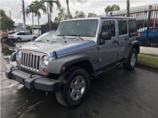 Jeep Wrangler Unlimited, Jeep Puerto Rico