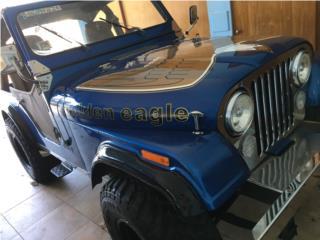 Jeep cj5, Jeep Puerto Rico