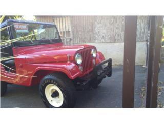 Jeep Willys del 1969, Jeep Puerto Rico