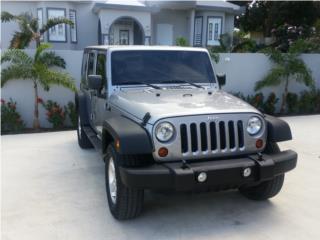 JEEP WRANGLER UNLIMITED 2013  4X4 , Jeep Puerto Rico