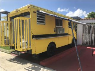 Aprovecha se alquila food truck , Chevrolet Puerto Rico