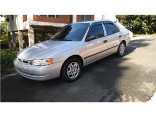 Toyota Corolla 1999 Full label Lindo!, Toyota Puerto Rico