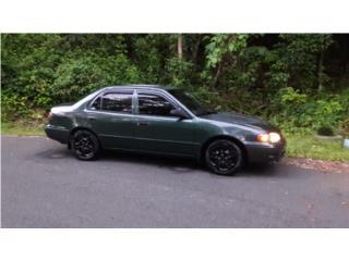 corolla 99, Toyota Puerto Rico