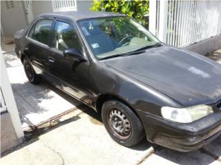 Corolla 1999 automatico, Toyota Puerto Rico