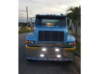 Flat bed International 466 frenos de Aire, International Puerto Rico