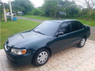 Corolla, Toyota Puerto Rico