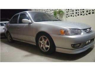 Cambio por Pick Up Ranger, Toyota Puerto Rico