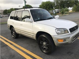 Rav 4 99 Poco Millaje , Toyota Puerto Rico