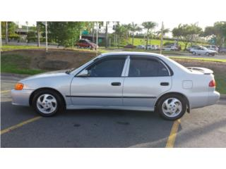 corolla 99 con frent 2001 std $5000, Toyota Puerto Rico