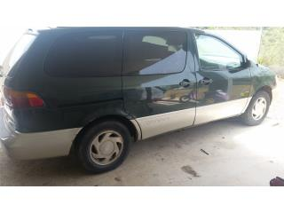 toyota sienna 1999 3 filas de asientos , Toyota Puerto Rico