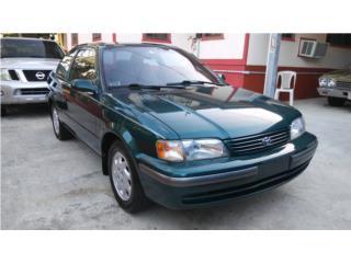 Toyota Tercel 99 STD A/C Inmaculado, Toyota Puerto Rico
