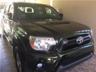 Tacoma * TRD * SPORT * POCO USO , Toyota Puerto Rico
