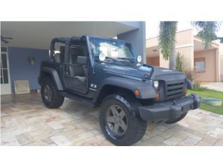 Cambio o vendo Jeep Wrangler 2007, Toyota Puerto Rico
