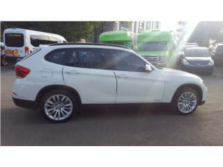 BMW X1 2015 BLANCA, BMW Puerto Rico