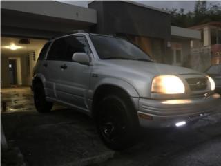 Grand vitara 4x4, Suzuki Puerto Rico