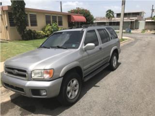 nissan pathfinder 2000, Nissan Puerto Rico