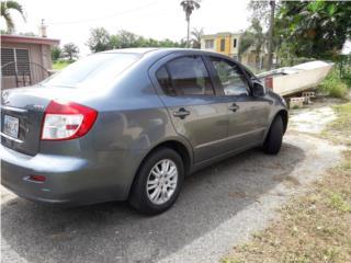 Suzuki sx4, Suzuki Puerto Rico