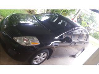Nissan versa2011, Nissan Puerto Rico