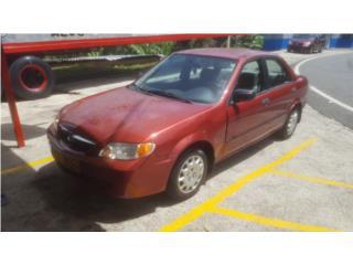 Mazda protege 2001 aut 1900, Mazda Puerto Rico