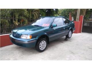 Toyota Tercel Sport Aut A/C Inmaculado, Toyota Puerto Rico
