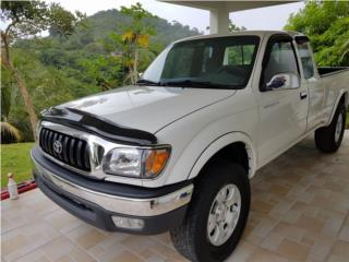 TOYOTA TACOMA '99, Toyota Puerto Rico