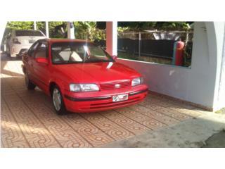Tercel full leibol de fabrica sport 99, Toyota Puerto Rico