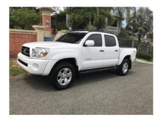 Toyota tacoma , Toyota Puerto Rico