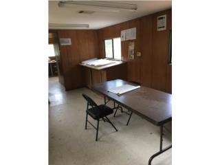 Office trailer 10x32 aire  acond. Como nuwv, Equipo Construccion Puerto Rico