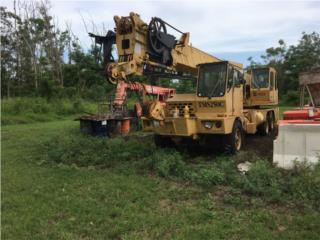 Grove Tms 250-c , Equipo Construccion Puerto Rico